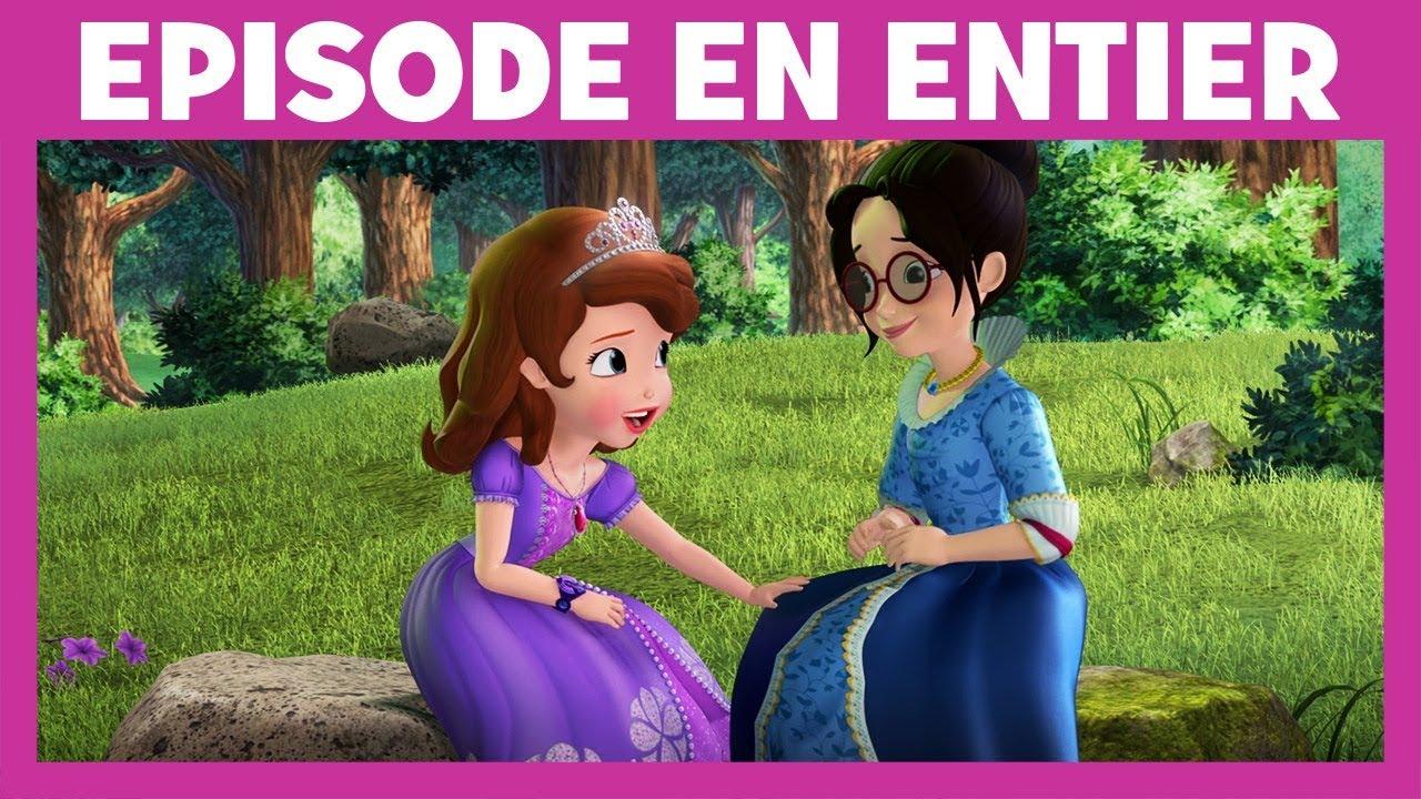 Princesse Sofia Moment Magique La Princesse Jade Youtube