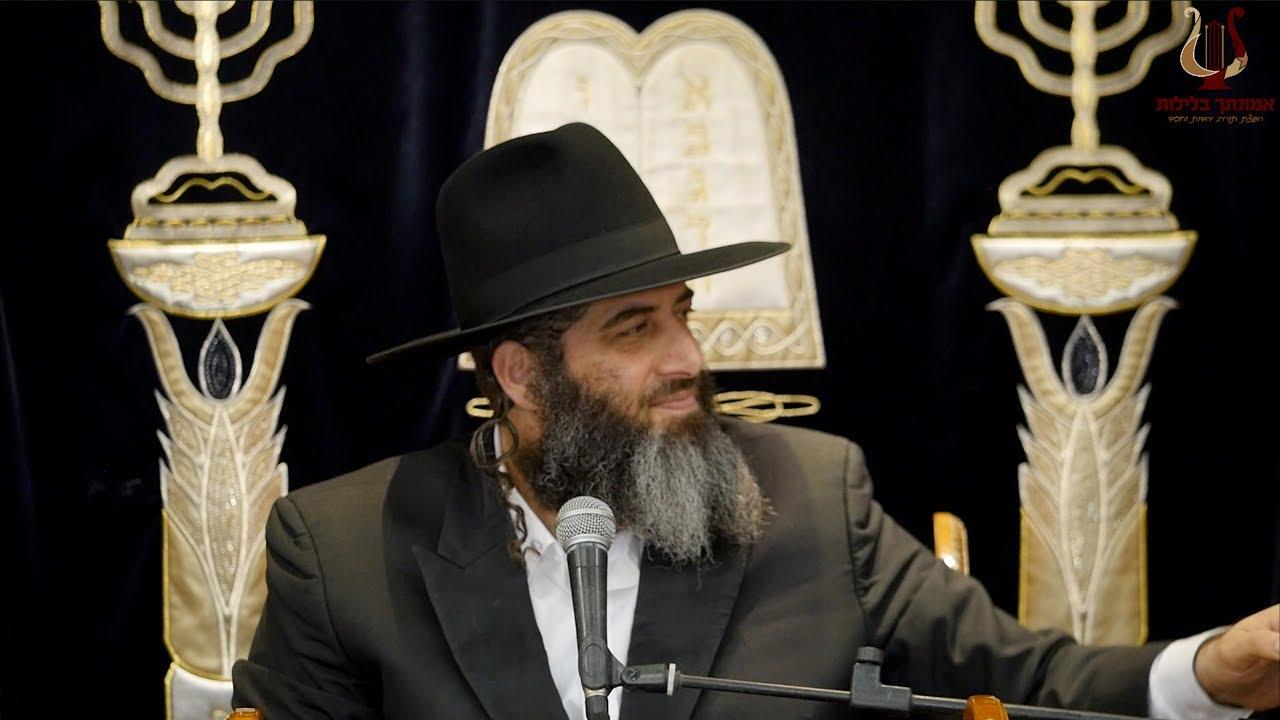 הרב רונן שאולוב - מה נענש בעלי צימרים במושב דלתון שלא הסכים להתבוללות במקומו ?! חזק ביותר !!