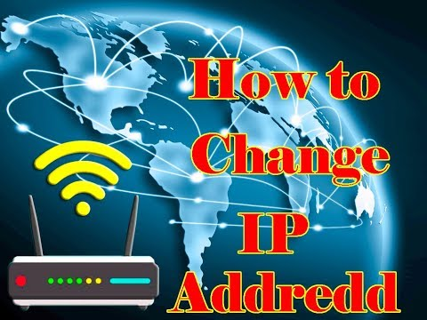 How To Change IP Address In Windows || Change IP Of Any Country