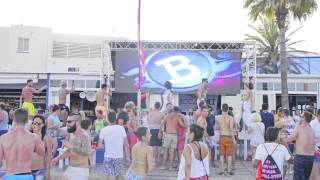 Baccanali Summer 2015 Bora Bora Ibiza