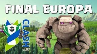 Suicide Squad Vs WHF2EURO5 | FINAL EUROPA de la Clash Cup | Clash of Clans | Kojisan y Alvaro845