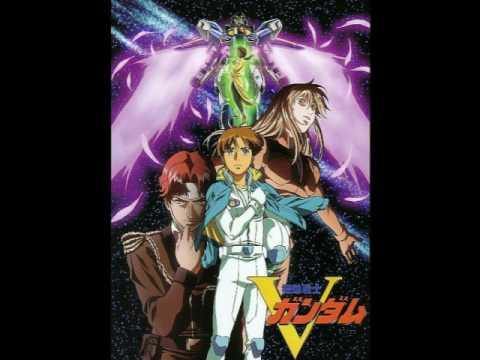 Ikutsumono ai wo kasanete (Victory Gundam Insert Song)
