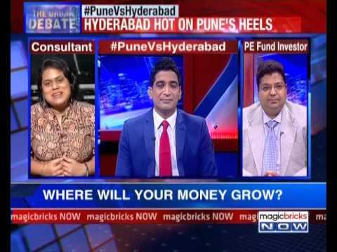 The Urban Debate – Hyderabad hot on Pune's heels