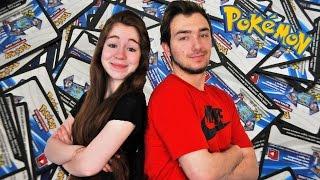 ÉNORME Ouverture de 100 Boosters Pokémon XY9 Rupture Turbo SUR INTERNET !