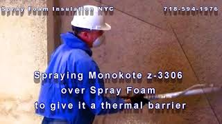 Commercial Fireproofing Contractors | Bronx, NY | Spray Foam