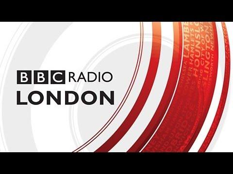 Relaunch of BBC Radio London - 6th October 2015