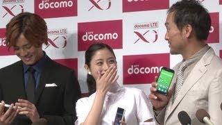女優の石原さとみさんがNTTドコモの新CMキャラクターに起用され、5月15...