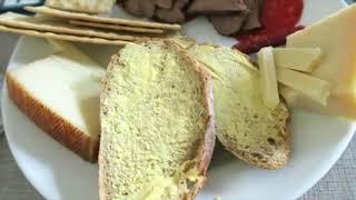 Makan ringan ala Eropa || #foodlover
