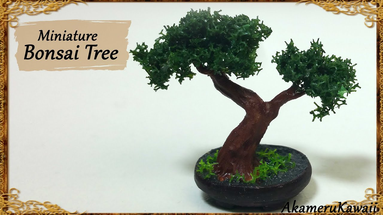 How to make a tree of plasticine with your own hands 84
