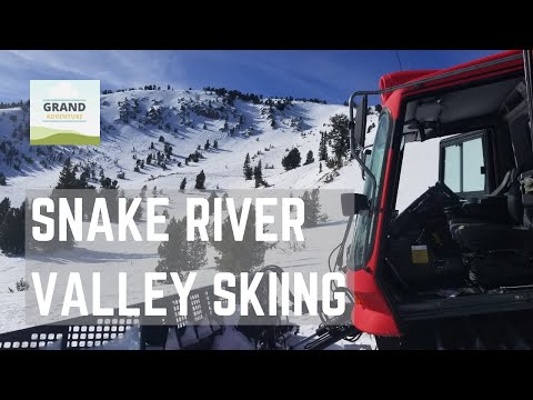 Grand Adventure Ep. 21: Snake River Valley Skiing, Idaho (+ City of Rocks, Lava Hot Springs)