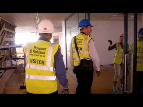 Urban Sciences Building Vlog #3