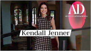 Kendall Jenner te da la bienvenida en su cálido hogar en LA