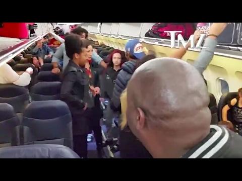 """""""Cash Me Ousside"""" Girl Danielle Bregoli Punches Airline Passenger"""