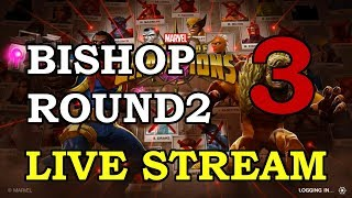 Bishop Round 2 - Part 3 | Marvel Contest of Champions Live Stream thumbnail
