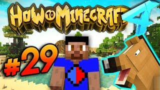 HORSE BREEDING! - HOW TO MINECRAFT S4 #29
