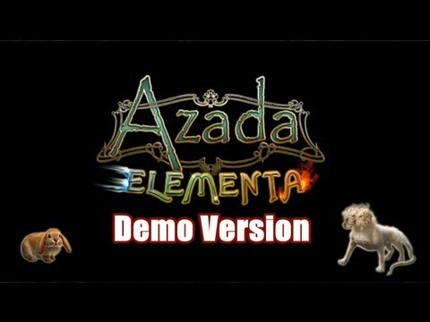 Azada 4: Elementa W/YourGibs - Beta Survey Demo - Preview - Gameplay