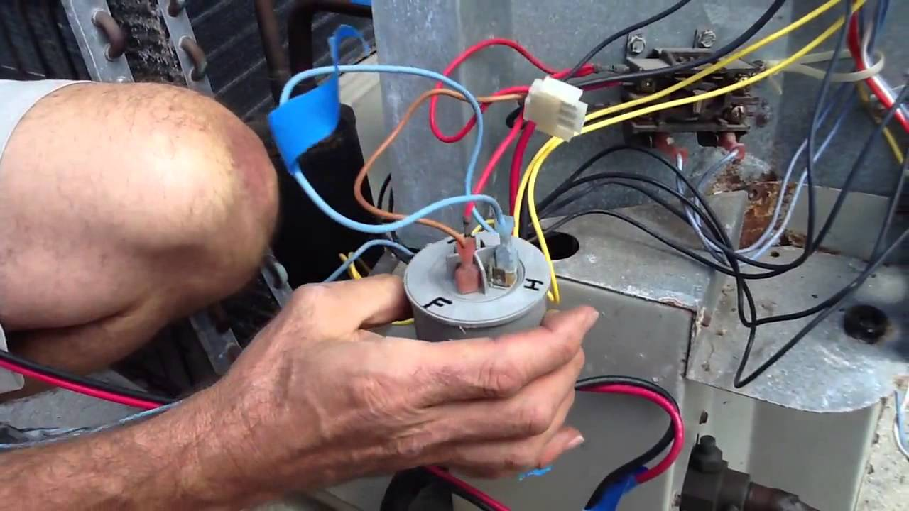 Basic Compressor Wiring Youtube L2 V Diagram