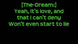 ciara /the dream-LOVERS THING [LYRICS]