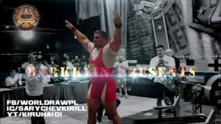 Powerlifiting Motivation - Kirill Sarychev - Пауэрлифтинг Мотивация - Кирилл Сарычев