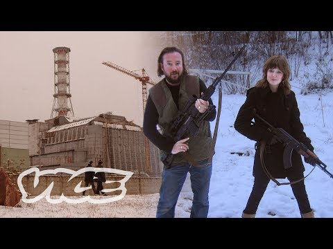 Hunting the Radioactive Beasts of Chernobyl