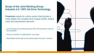 OPC UA for Drive Technology/Oliver Barth, Wittenstein Cyber Motor