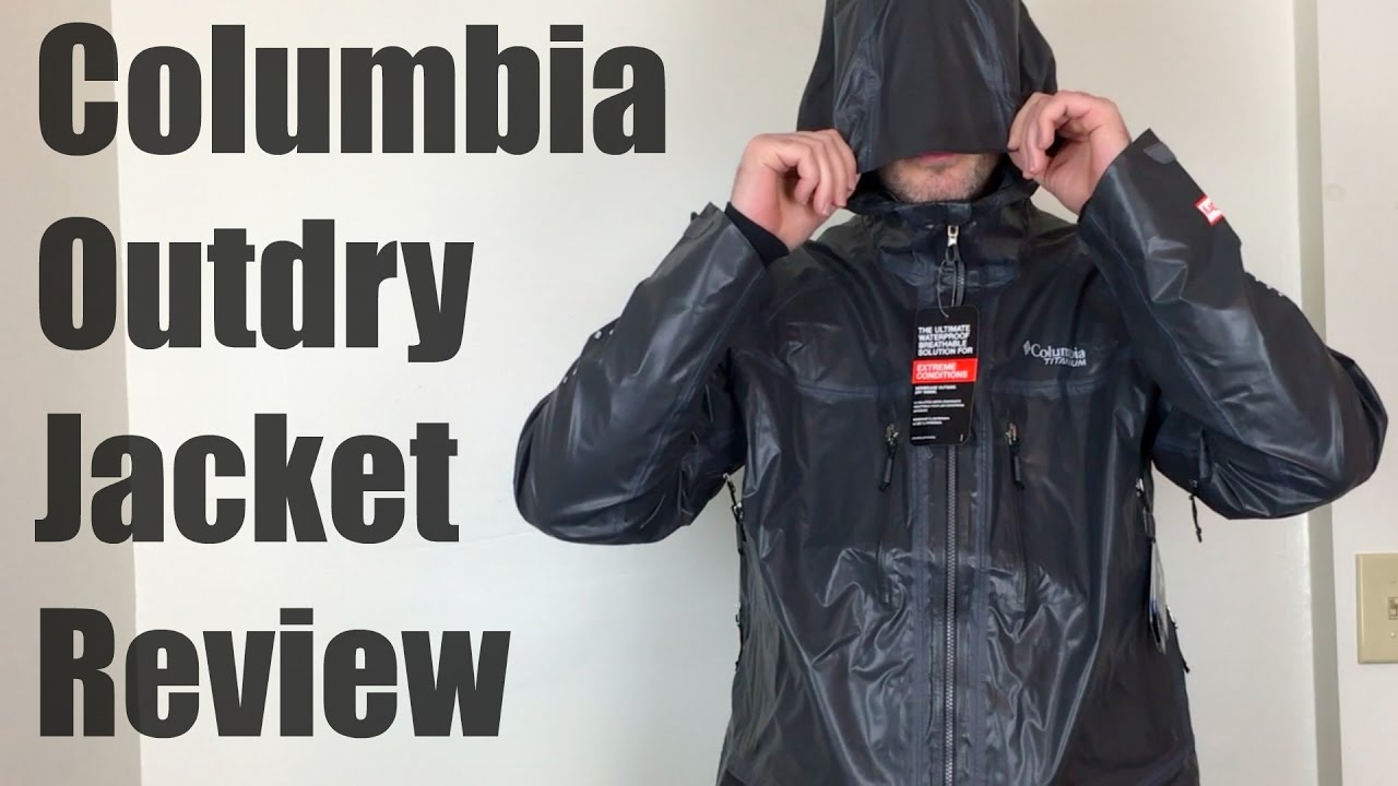Columbia Outdry Jacket Review