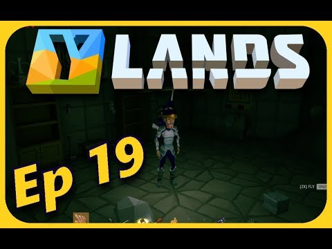 Ylands | Foyer & Furnishing | Ep 19