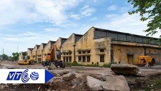 Toàn cảnh di dời nhà máy Dệt Nam Định   VTC