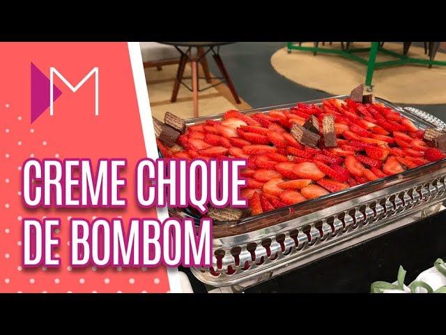 Creme Chique de Bombom - Mulheres (11/02/19)