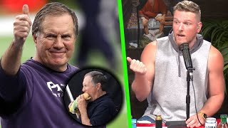 """Pat McAfee """"Is This A New Bill Belichick?"""""""