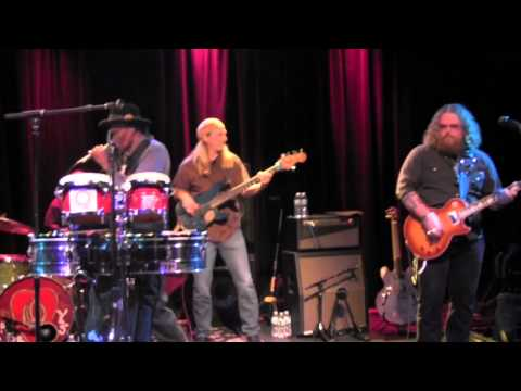 """Moonlight Over The Mississippi"" - ROYAL SOUTHERN BROTHERHOOD - 3/15/15  FTC"