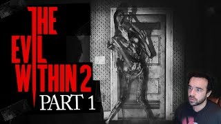 Let's Play The Evil Within 2 Part 01 - FROSTY INTRO - Horror Let's Plays