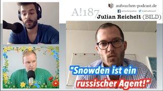 Julian Reichelt (BILD) verspricht weiter zu behaupten: