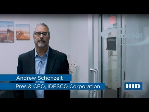 HID Partner - Idesco Corp.