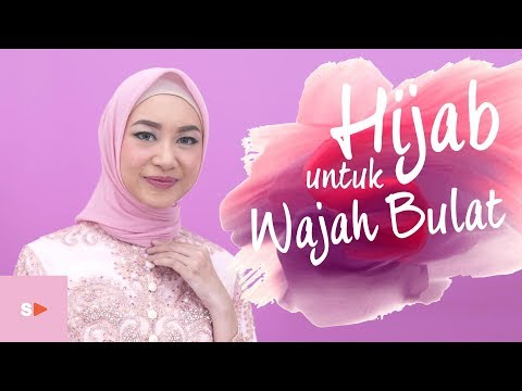 SIMPLE HIJAB TUTORIAL MENUTUP DADA | saritiw.