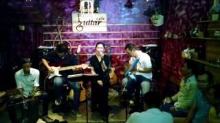 Dấu tình sầu - acoustic, Cajon