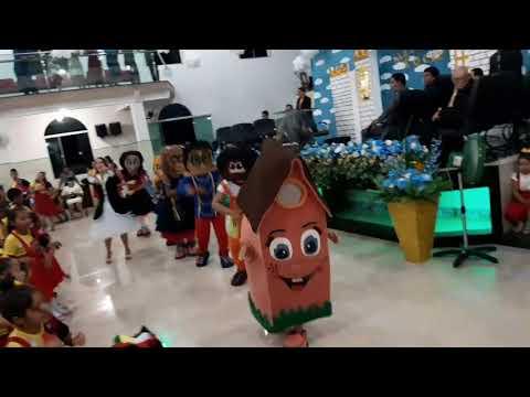 Saudade do céu |Patrícia Patrícia Martins Kids - Congresso infantil em Igarapé- Miri Pará
