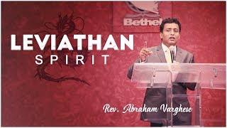 Leviathan Spirit - Sermon By Rev. Abraham Varghese