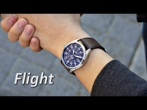 Orient Watch FER2A004D0 ER2A004D Flight Automatic Mechanical Men's Watches