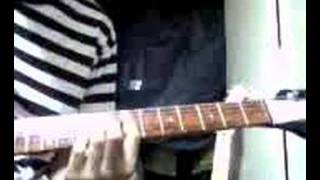 guitar chord demo play Frank Zappa/Hungry Freaks,Daddy