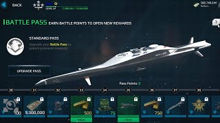 Modern Warships: Upcoming BATTLE PASS features of the game it will release next update. screenshot 5