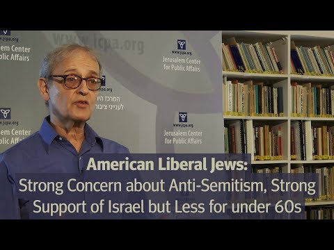 American Liberal Jews: Strong Concern About Anti-Semitism, Strong Support Of Israel - Part 2