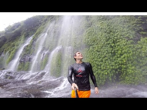 Best Waterfall In The Philippines? (THIS IS INCREDIBLE!!) - Asik-Asik Falls, North Cotabato