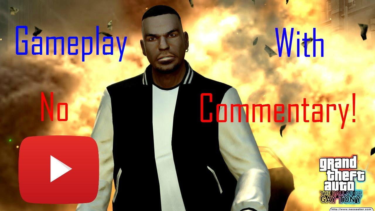 Grand Theft Auto 4 ballade homofil Tony dating hvordan å holde en fyr du er dating interessert