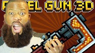 THIS MYTHICAL VIKING SHOTGUN IS OP! | Pixel Gun 3D