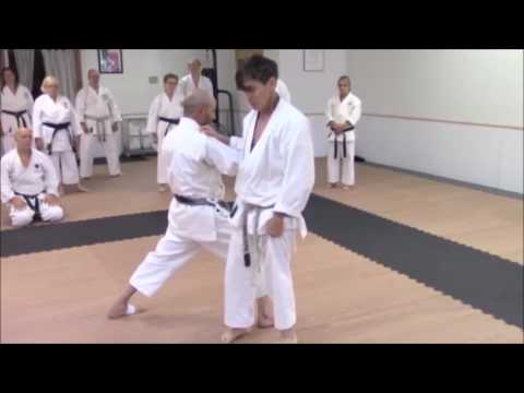 Base displacement and center of gravity - Rick Hotton Sensei