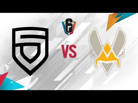 Rainbow Six - Six Invitational 2018 - PENTA Sports vs. Team Vitality - day 1