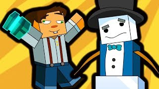 Patreon Patrons Minecraft Story Mode 10 (Funny Animation)