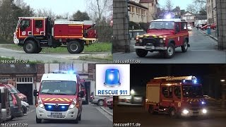 Sapeurs Pompiers de Rennes (SDIS 35)