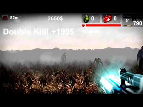 Invasion Zombie! Relieve our planet of bloodthirsty monsters!
